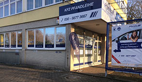 Vehicle & auto pawnshop Frankfurt