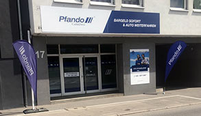Vehicle & auto pawnshop Stuttgart