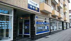 Vehicle & auto pawnshop Hamburg