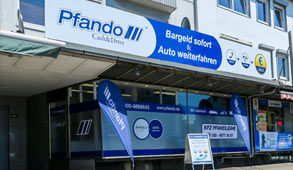 Vehicle & auto pawnshop Bremen