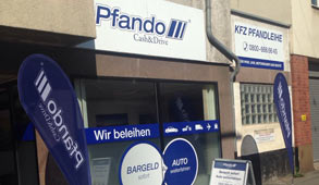 Vehicle & auto pawnshop Mannheim