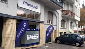 Vehicle & auto pawnshop Wiesbaden