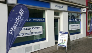 Vehicle & auto pawnshop Dortmund