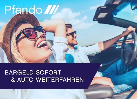 Exchange AG und Pfando Kooperations-Aktion