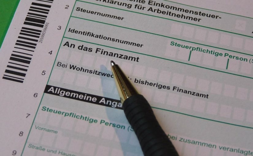 steuerschuld finanzieren